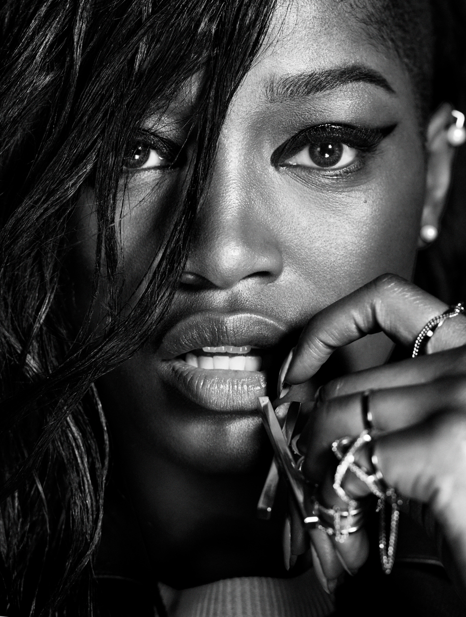 Celebrity Photographer Michael Schwartz: Keke Palmer for Interview Magazine