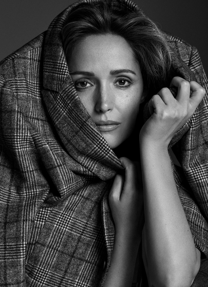 Celebrity Photographer Michael Schwartz: Rose Byrne