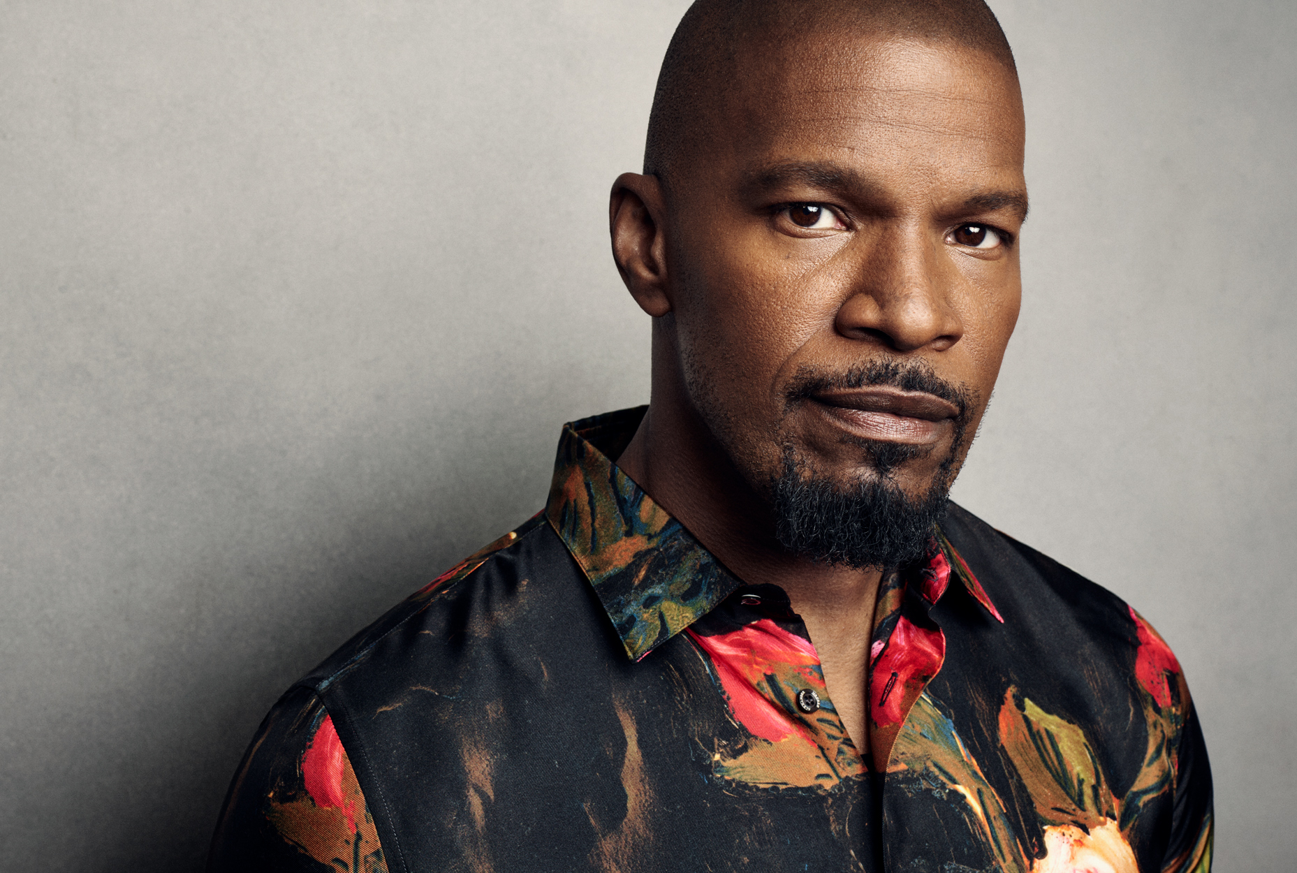 Celebrity Photographer Michael Schwartz: Jamie Foxx for Lionsgate Robin Hood movie