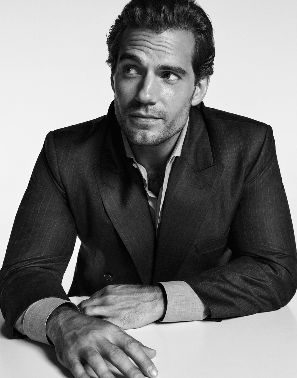 Celebrity Photographer Michael Schwartz: Henry Cavill for Netflix The Witcher