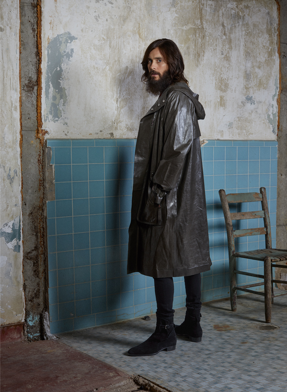 83R_Jared-Celebrity Photographer Michael Schwartz: Jared Leto for Icon Magazine in Vuitton