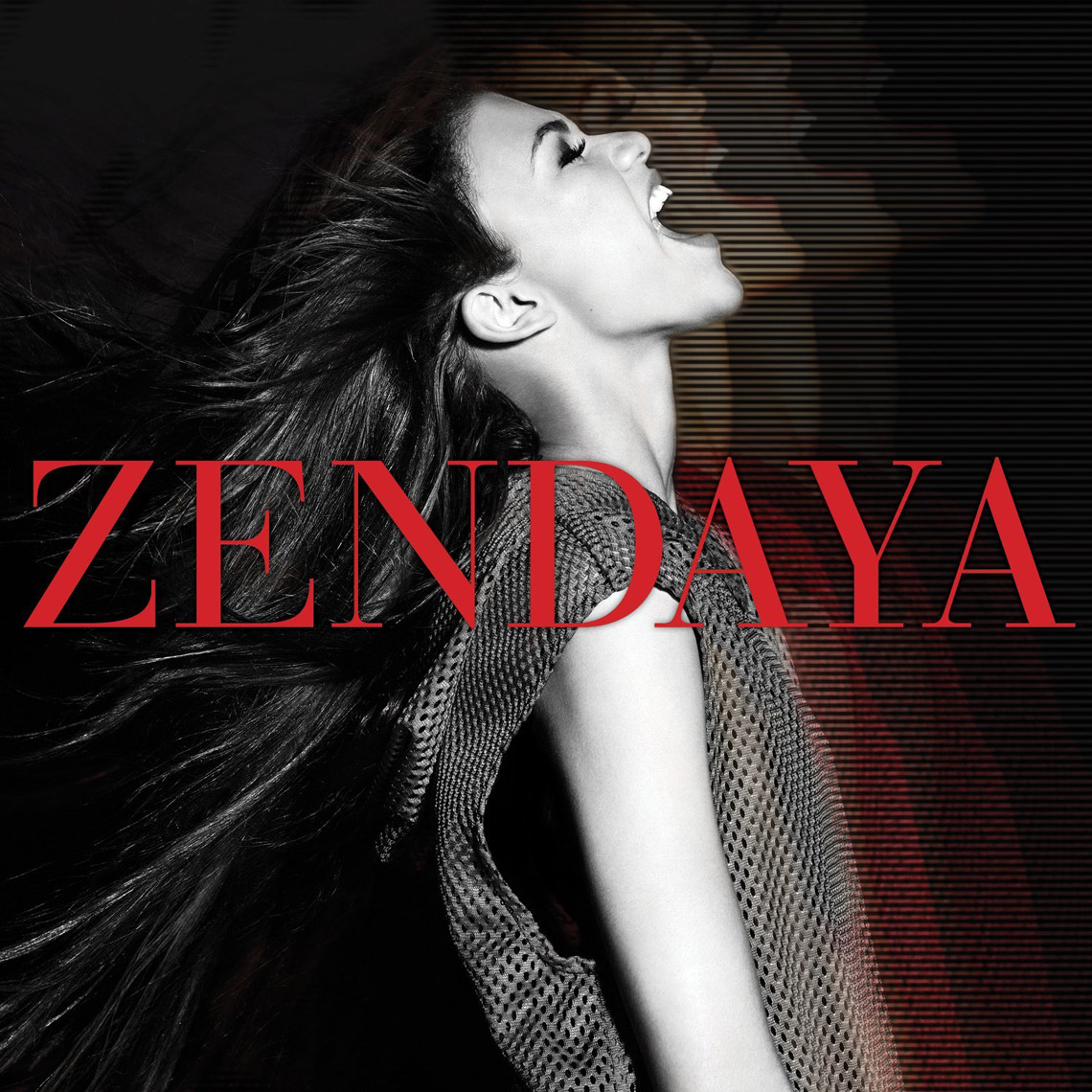 Celebrity Photographer Michael Schwartz: Zendaya Album cover