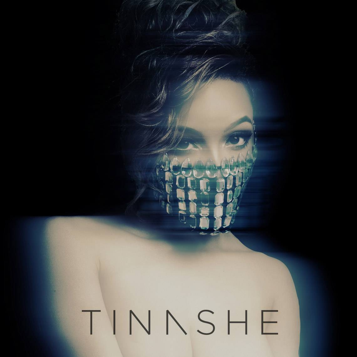 Celebrity Photographer Michael Schwartz: Tinashe album cover