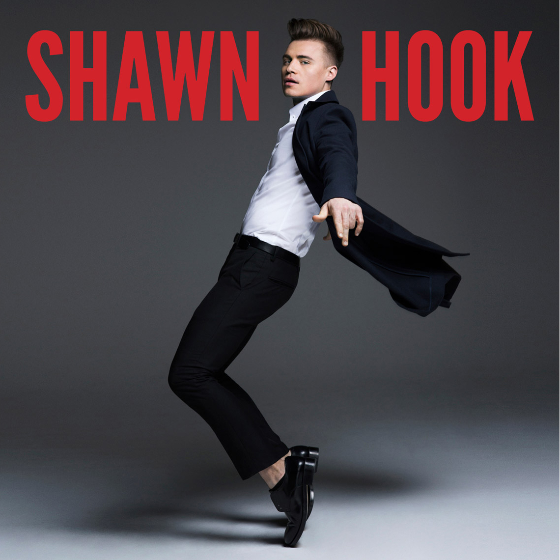 Celebrity Photographer Michael Schwartz: Shawn Hook album cover